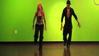 """Heather Rounds """"Hickory Chick"""" Dance Choreography feat Nick Soto: """"Cha Cha"""" by Chelo"""