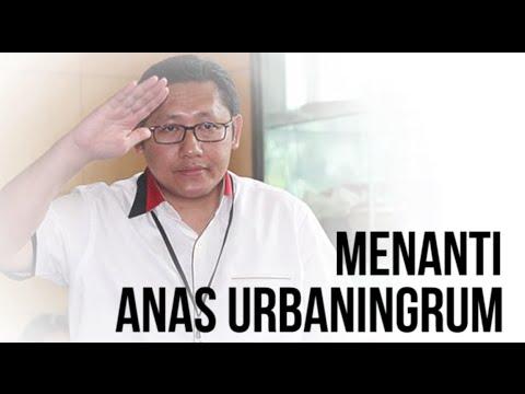 Menanti Anas Urbaningrum
