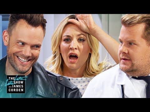 Kaley Cuoco, Joel McHale, & James Corden Perform A Soap Opera Only Using Drake's Lyrics - And It's Emotional AF!