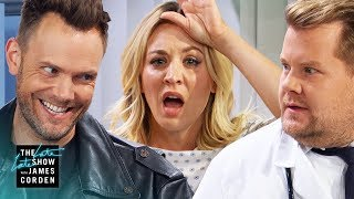 """James invites his guests Kaley Cuoco and Joel McHale to act in a dramatic soap opera scene in which every line of dialogue is pulled from Drake lyrics (except for one, with respect to Cardi B). Who will win Keke's heart?  More Late Late Show: Subscribe: http://bit.ly/CordenYouTube Watch Full Episodes: http://bit.ly/1ENyPw4 Facebook: http://on.fb.me/19PIHLC Twitter: http://bit.ly/1Iv0q6k Instagram: http://bit.ly/latelategram  Watch The Late Late Show with James Corden weeknights at 12:35 AM ET/11:35 PM CT. Only on CBS.  Get new episodes of shows you love across devices the next day, stream live TV, and watch full seasons of CBS fan favorites anytime, anywhere with CBS All Access. Try it free! http://bit.ly/1OQA29B  --- Each week night, THE LATE LATE SHOW with JAMES CORDEN throws the ultimate late night after party with a mix of celebrity guests, edgy musical acts, games and sketches. Corden differentiates his show by offering viewers a peek behind-the-scenes into the green room, bringing all of his guests out at once and lending his musical and acting talents to various sketches. Additionally, bandleader Reggie Watts and the house band provide original, improvised music throughout the show. Since Corden took the reigns as host in March 2015, he has quickly become known for generating buzzworthy viral videos, such as Carpool Karaoke."""""""