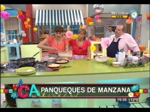 Panqueques frutales