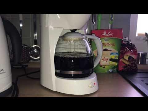 Entspannungs Kaffee Impressionen Bosch Kaffeemaschine Relaxen komplett Cafe Enspannungsbrühen ASMR
