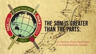 PACC VIII/PAMS XXXVII – New Zealand (2013)