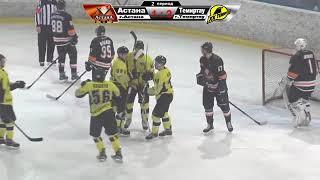 Обзор матча «Астана» - «Темиртау» 2:4