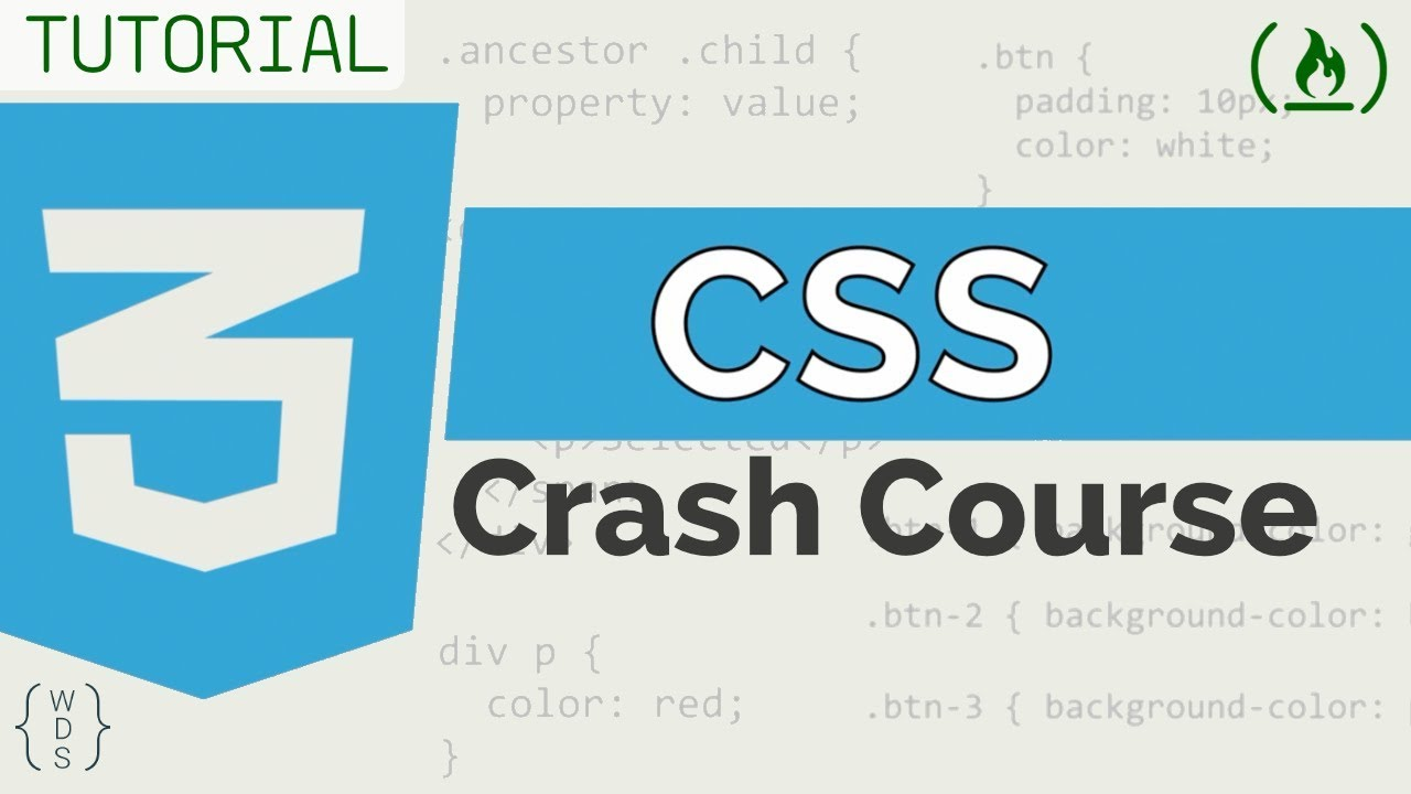 CSS Crash Course