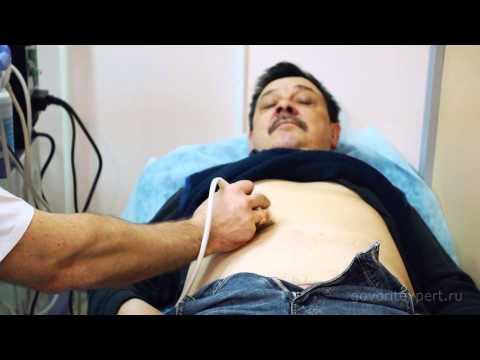 Норма размерах предстательной железы
