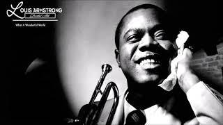 Kadr z teledysku What a wonderful world tekst piosenki Louis Armstrong