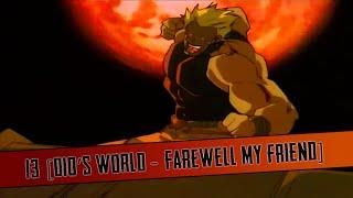 JoJo's Bizarre Adventure OAV HD - 13 [Dio's World - Farewell My Friend]