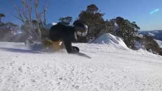 Perisher - A crisp and cold day in Perisher