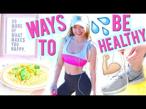 Video 10 Ways to Get Healthy & Fit this Year! 2016 | Meredith Foster
