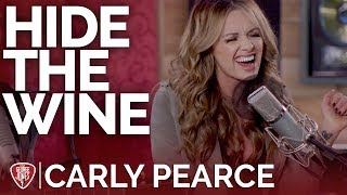 Carly Pearce   Hide The Wine (Acoustic)  The George Jones Sessions