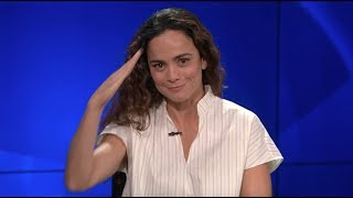 """Alice Braga on the Action Packed Show """"Queen of the South"""""""