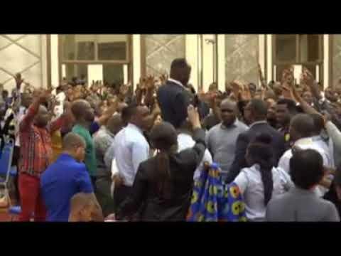 Apostle Johnson Suleman Prays For Evil Family Members