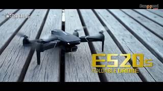 Eachine E520S GPS WIFI FPV With 4K 1080P HD Camera 16mins Flight Time Foldable RC Drone Quadcopter T