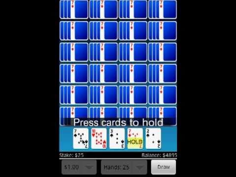 Video of Joker Wild Video Poker