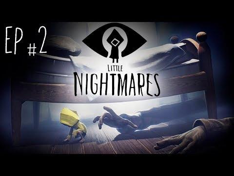 """Little Nightmares - EP #2 (""""The Lair"""" - Логово)"""