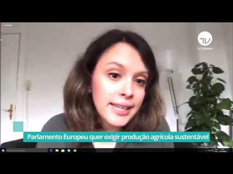 Parlamento Europeu quer exigir produção agrícola sustentável - 15/10/20