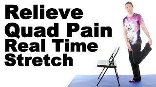 Quad Pain Relief - Ask Doctor Jo