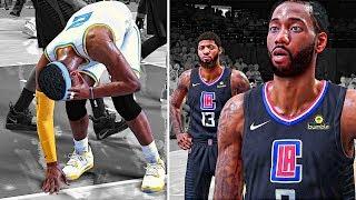 Battle Of LA | Super Team Embarrassed Kawhi & Paul George | NBA 2k19 MyCareer #50