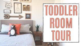 Little Boy Room Tour 2019!