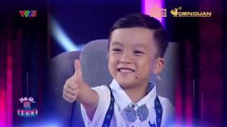 Thần đồng anh ngữ 6 tuổi bắn tiếng anh như gió nhờ tự học trên YouTube | Biệt Tài Tí Hon