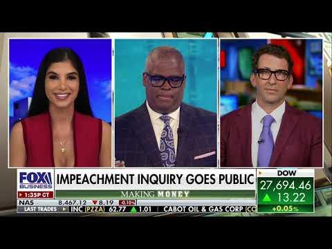 Trump Impeachment Inquiry Begins Wednesday - Charles Payne
