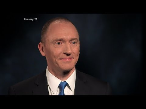 Carter Page told Trump campaign officials about Moscow trip