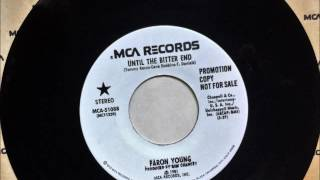 Untill The Bitter End , Faron Young , 1981