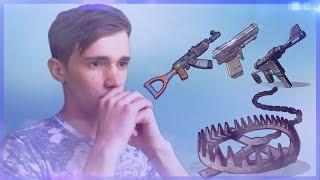 ПОСТРОИЛ НЕЗАМЕТНУЮ ЛОВУШКУ. ПЕРВЫЙ AK-47 НА КЛАССИКЕ - RUST