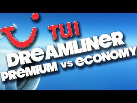 TUI DREAMLINER – PREMIUM Vs ECONOMY – GATWICK TO ORLANDO
