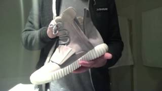 [Review] David's 6th batch Yeezy Boost 750