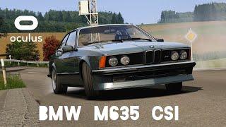 BMW M635 CSi (E24) - Virtual TEST DRIVE