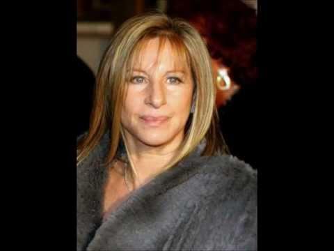 """Barbra Streisand   """"Why Did I Choose You"""""""