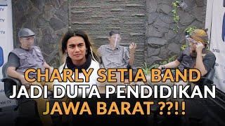 Charly Setia Band jadi Duta Pendidikan ??!!