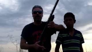 Captain Randy Meeker Hunting Nicaragua Cigar tours