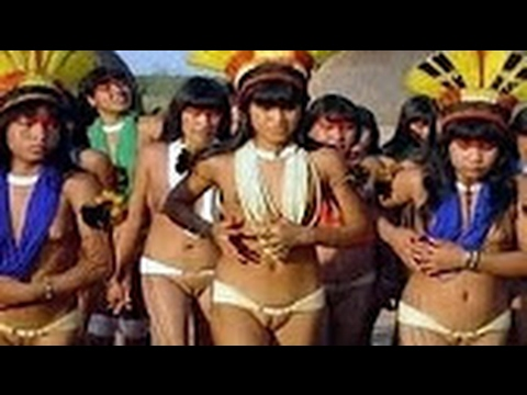 ISOLATED Amazon Tribes Xingu | African Tribe Traditions and Ceremonies[Part 13]