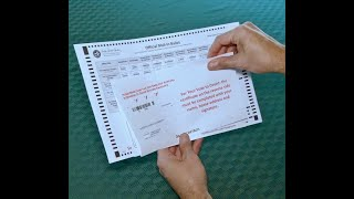 How to fill out your N.J. mail-in ballot properly