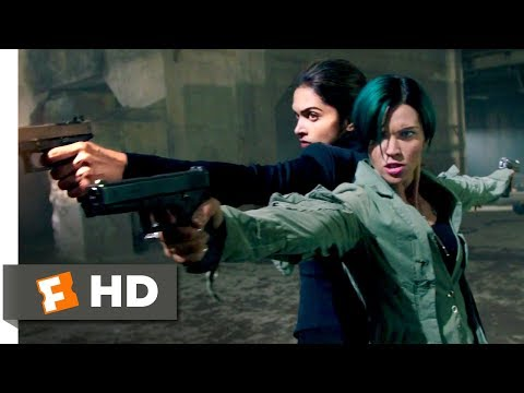 xXx: Return of Xander Cage (2017) - Deadly Girls With Guns Scene (8/10)   Movieclips