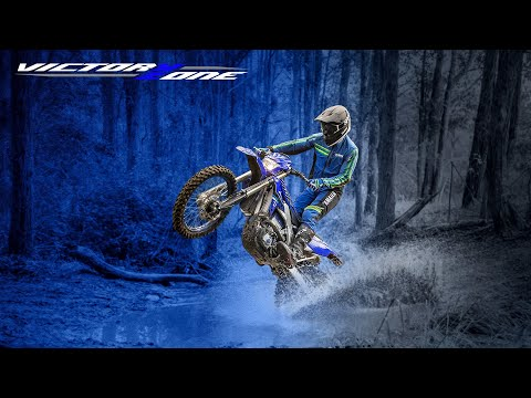 2021 Yamaha WR450F in Danville, West Virginia - Video 1