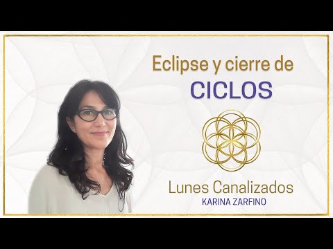 21° Lunes Canalizados -  Eclipse y cierre de ciclo 2020. | 14 de diciembre del 2020