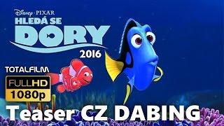 Hledá se Dory (2016) CZ HD dabing teaser