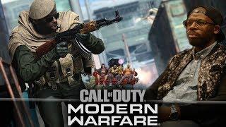 Call of Duty Modern Warfare | PlayStation Beta Weekend | New Game Modes