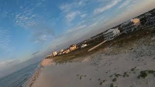 DJI FPV Quick Beach Run