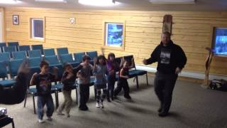 Kids Ministry in Minto