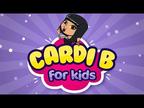 Cardi B for kids - Todo lo que los niños quieren saber de Cardi B