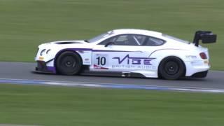 GT - Donington2016 R01 Full Highlights