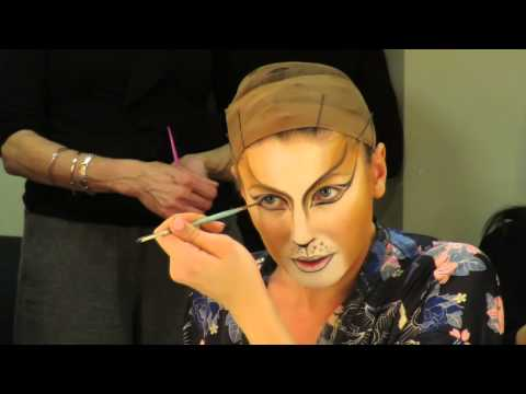 Cats The Musical Makeup Tutorial ♡ Broadway Musical Theatre