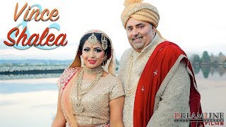 Wedding Highlight Film | Vancouver Hindu Wedding Videography | Vince & Shalea