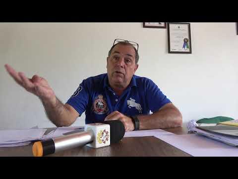 Mauro Ramos Secretário de Esportes e Turismo fala sobre o Campeonato Municipal de Juquitiba