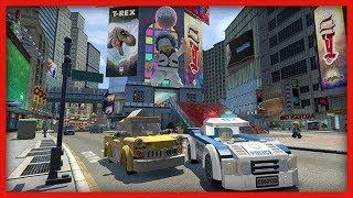 GTA Z LEGA! | LEGO City Undercover | #1